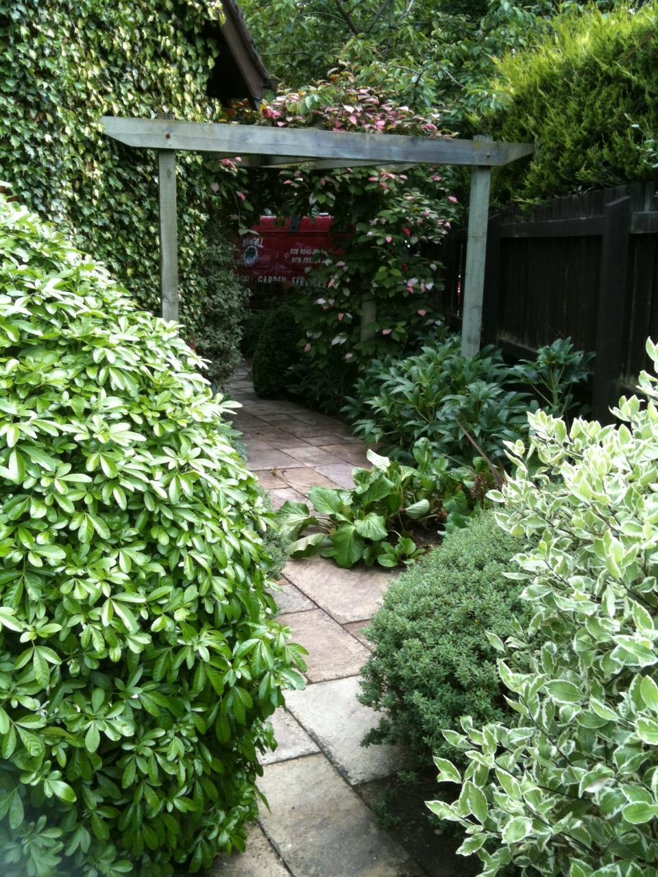 View our work magill garden services for Garden maintenance work
